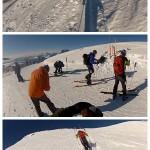 Lake Louise skimo race 2012