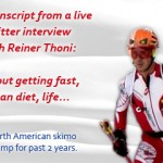 Reiner Thoni interview