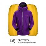 Arcteryx airbag Adrenaline Dragonfly Jacket.