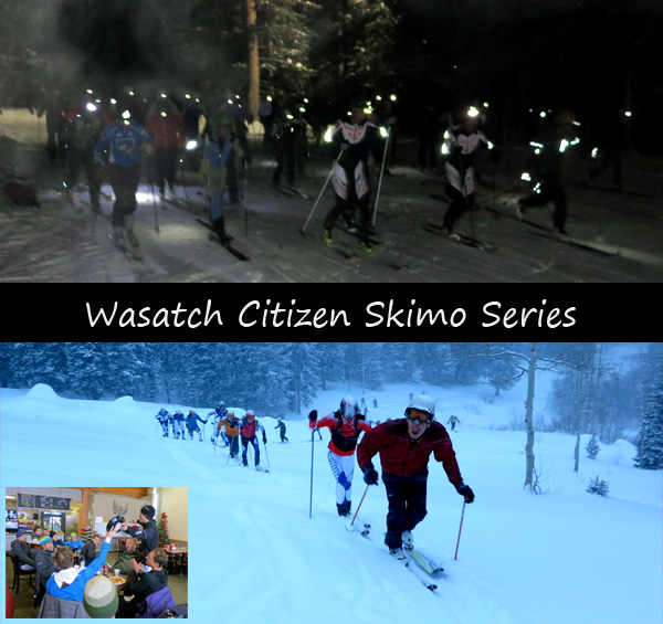 Wasatch Citizen Skimo Series