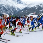Start of the individual World Cup Race. (ISMF Photo)
