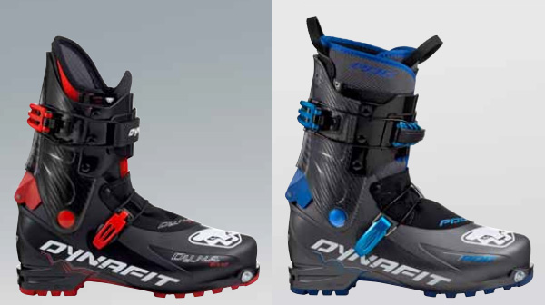 New Dynafit DyNA EVO and PDG boots.