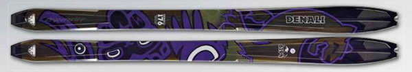 The design mimicking current Cho Oyus is apparent. And actually, Dynafit will bring it to another 5 or 6 of their skis.