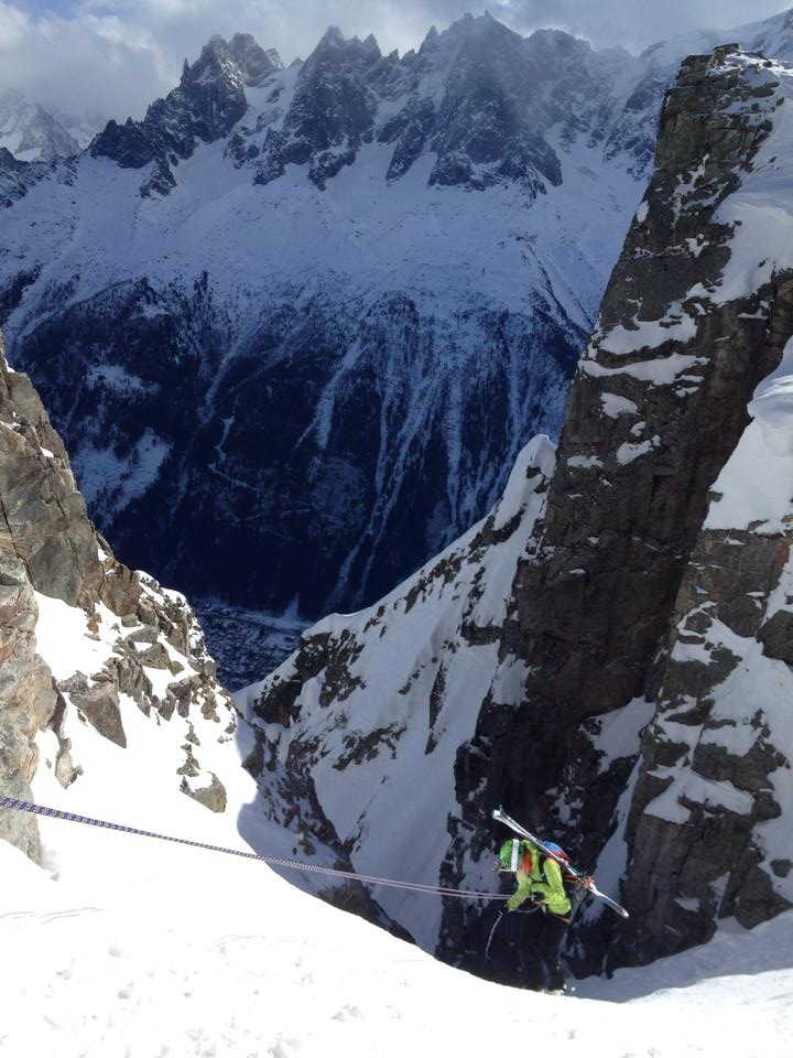mere rope ski