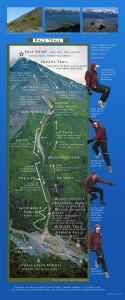 Mount Marathon course information from seward.com