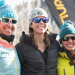 Women's Podium at Heathen Challenge. Myke H Photo.