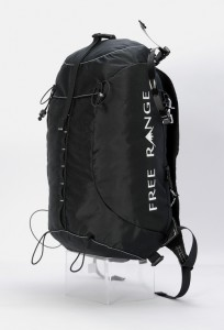 The Free Range Equipment Raven. A high quality climbing and ski mountaineering pack from Oregon!