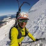 Spring ski mountaineering mission on Kulshan, WA.