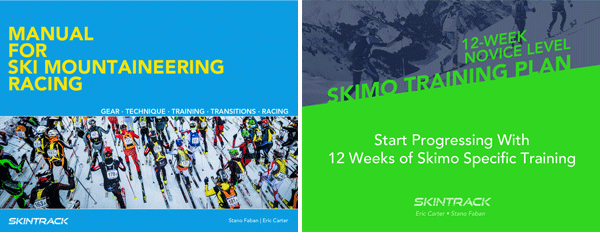 Ski Mountaineering Manual + Skimo Racing Training Plan